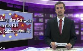 Einbindung der Schweiz in die EU mittels Rahmenvertrag