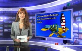 US-Investment-Bankerin : neue Finanzministerin der Ukraine