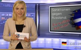 """Sanktionen gegen Russland: """"Sie wollten das nicht"""""""