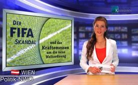 Der FIFA-Skandal und das Kräftemessen um die neue Weltordnung (NWO)