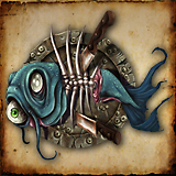 Freebooters Fate, Logo, Goblin