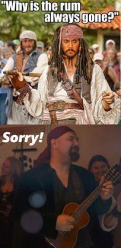 Quis ut Deus, Sorry Jack