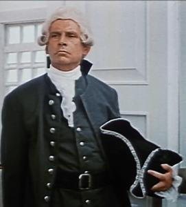 Die Schatzinsel, Film, DVD, Kapitän, Smolett, Admiral, Smollet