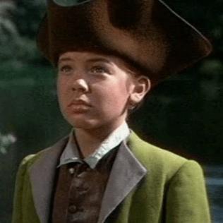 Jim Hawkins, Die Schatzinsel, Film, DVD, 1950