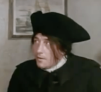 Die Schatzinsel, Film, DVD, Die Schatzinsel, ZDF - 4-Teiler, 1966, Black Dog, der schwarze Hund, schwarzer Hund