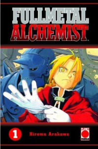 Fullmetal Alchemist Band 1 deutsch