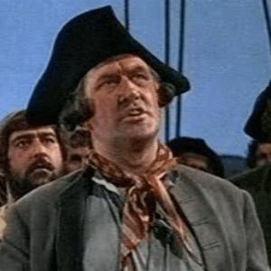 Die Schatzinsel, Film, DVD, Die Schatzinsel, Walt Disney, 1950, Arrow, Arow, erster Maat