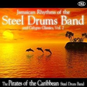 Pirates of the Caribbean Steel Drum Band, Musik, Steeldrum, Stahltrommel, Klangschale, Musik, karibische Musik