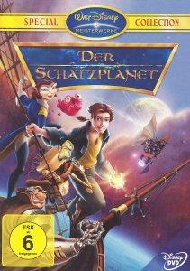 Der Schatzplanet, Rezension, Review, Charakter, Die Schatzinsel, Schatzplanet