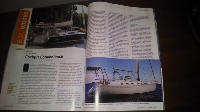 Klacko Marine Sail Magazine