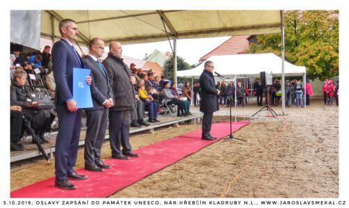 5.10.2019, Oslavy zápisu do památek UNESCO, Národní hřebčín Kladruby nad Labem, www.KladrubskePolabi.cz