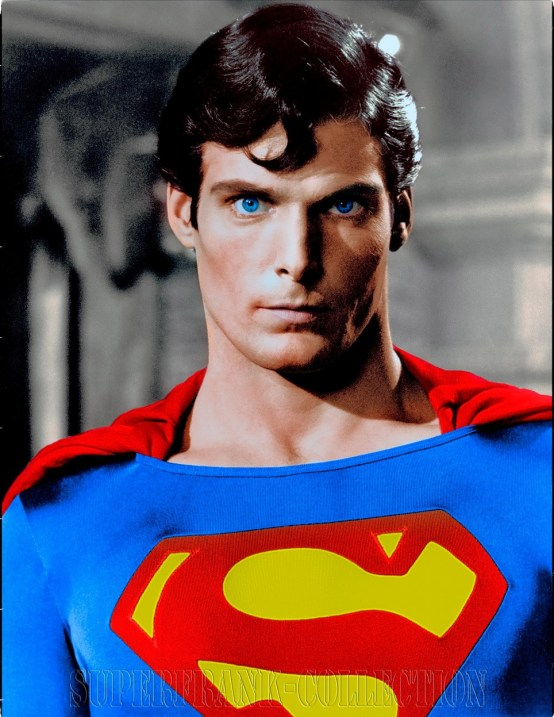 Superfrank-Collection Christopher Reeve