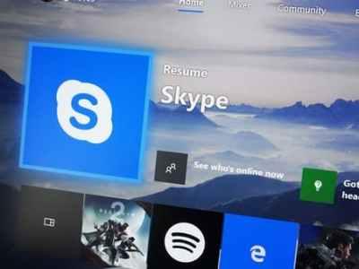 تطبيق Skype الخاص بجهاز XBOX 360 السنة القادمة