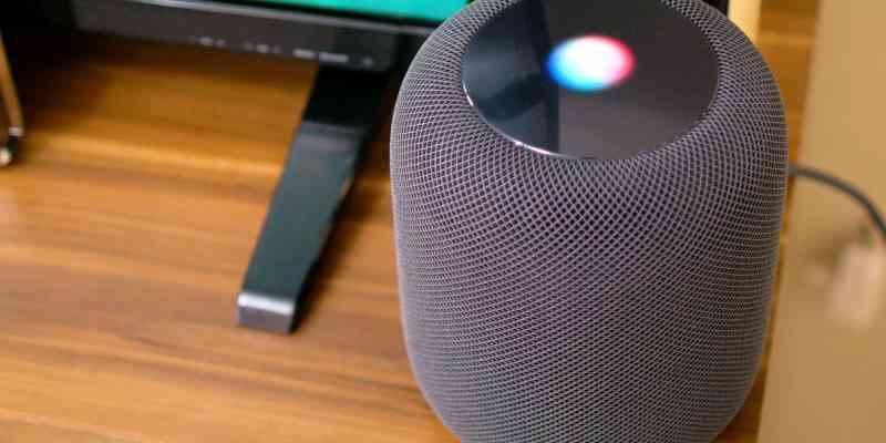 مميزات HomePod: آبل تدخل سوق السماعات الذكية