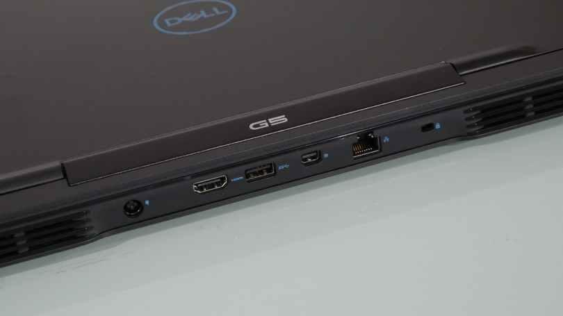 مراجعة لابتوب ألعاب Dell G5 15 5590 3