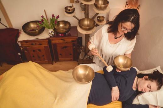 Klangmassage in der Schwangerschaft