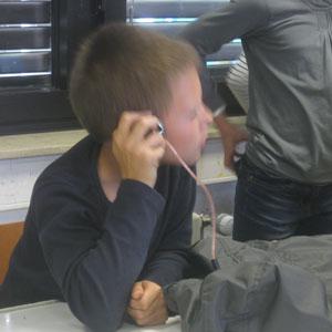 künstler in der schule