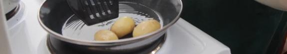 Kochrezept: Gebredelde Grumbeere
