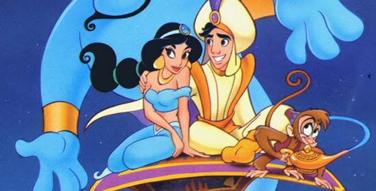 Filmmusik multilingual: Aladdin – A Whole New World