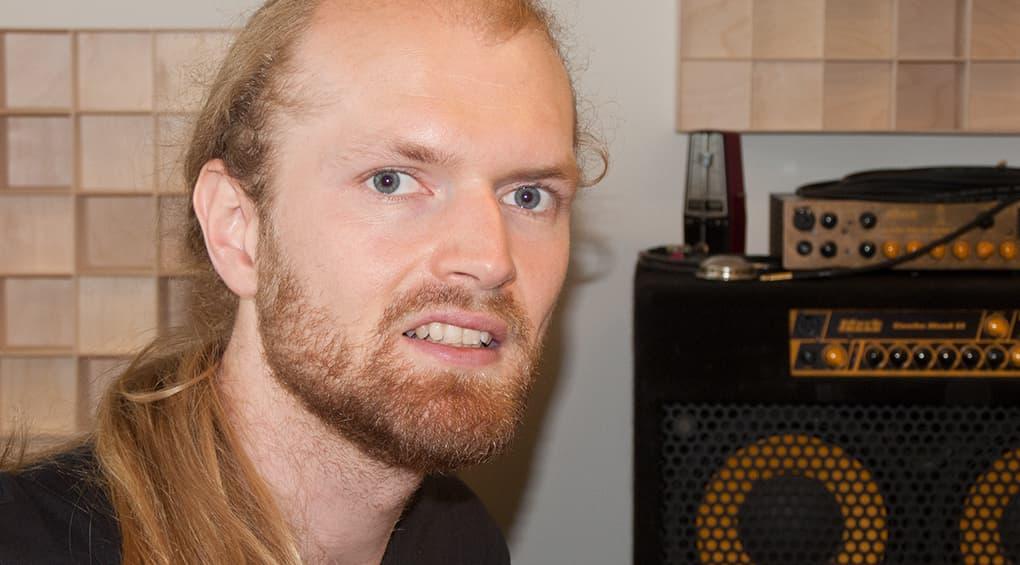 Jacco Wijnia ziet verhalen in muziek