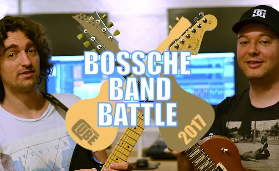 Band Battle zet Bossche muziekscene op de kaart