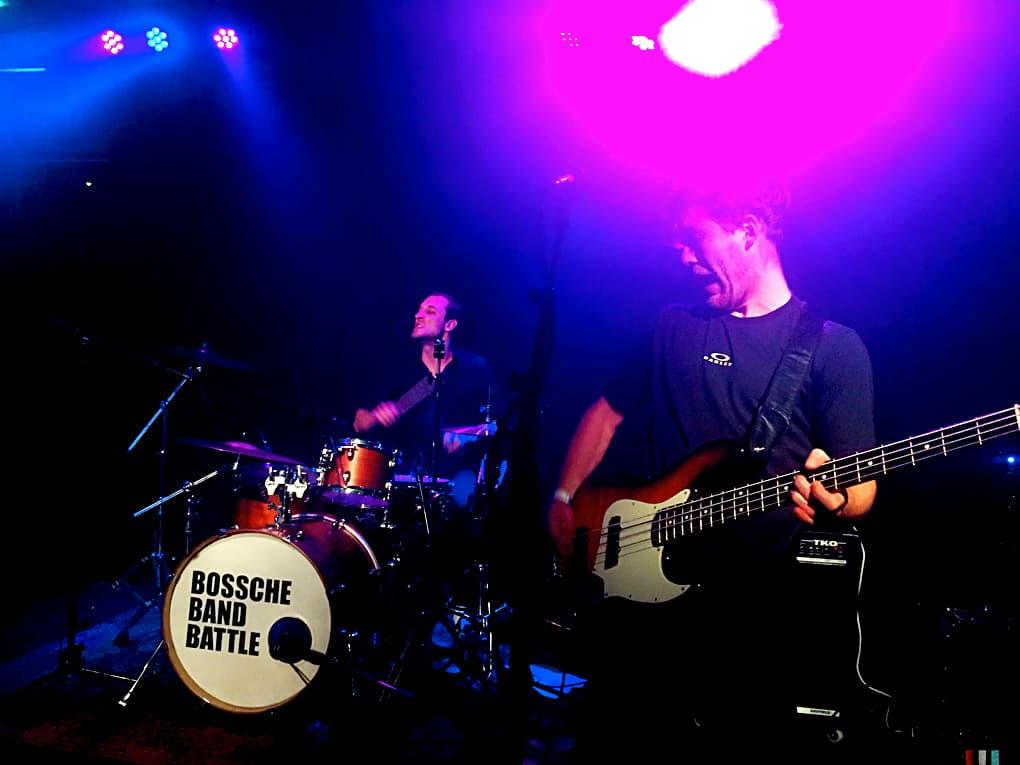 voorronde twee Bossche Band Battle