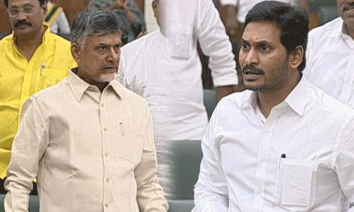 YS Jagan Finds Fault With TDPs Attitude