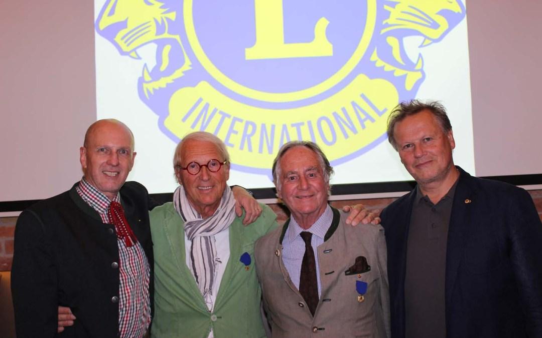 Lions Club Hohensalzburg: Neuer Präsident!