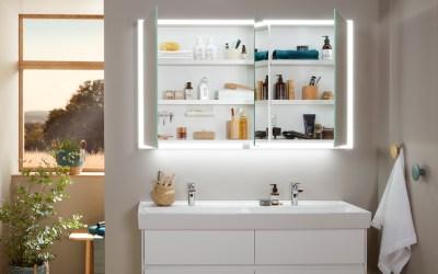 Neuer Spiegelschrank My View Now von Villeroy & Boch