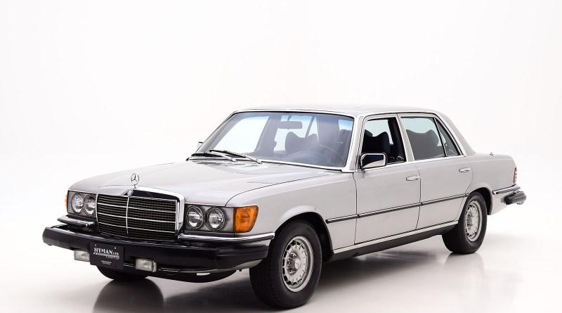 1977 W116 Mercedes-Benz 450 SEL 6.9 Amerikan Versiyon