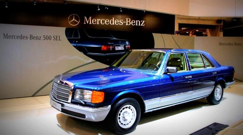W126 Mercedes-Benz Tarihçesi