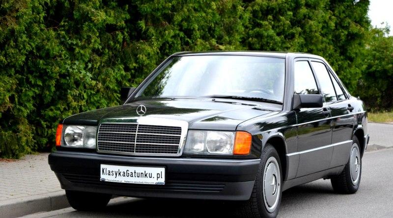 3,546 Km.'de 1993 Mercedes-Benz 190D W201 Olur mu?