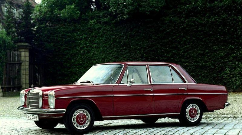 W114 ve W115 Mercedes-Benz Birinci Seri ile İkinci Seri Arasında Ne Fark Vardır?