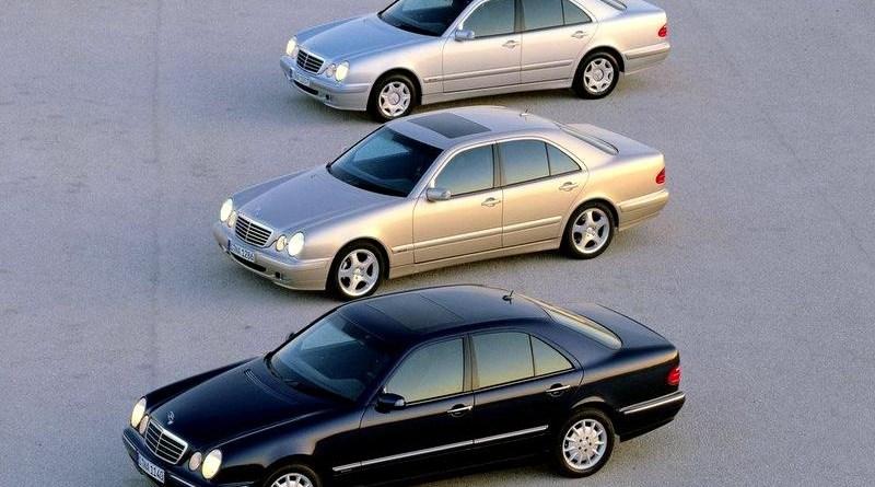W210 Mercedes-Benz Classic, Elegance, Avantgarde ve Amg Paketleri Nedir ?