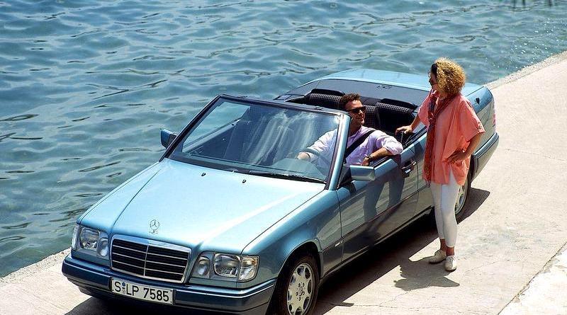 Mercedes-Benz A124 Cabriolet Tarihçesi