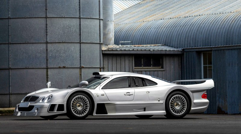 5.25 Milyon Dolarlık 1998 Mercedes-Benz CLK GTR