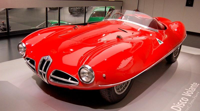 Alfa Romeo Disco Volante >> 1952 Alfa Romeo 1900 C52 Disco Volante Tarihcesi
