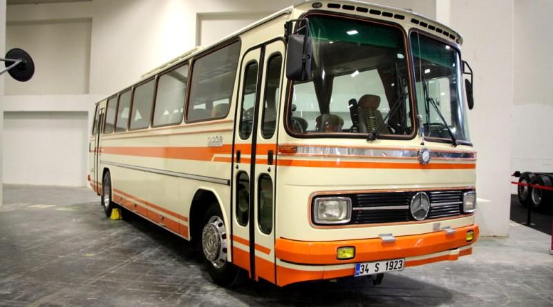 Nihat Sırdar'ın Mercedes-Benz O302 Otobüs Macerası