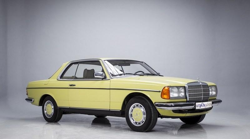 Satılık Mercedes-Benz Coupe 230C