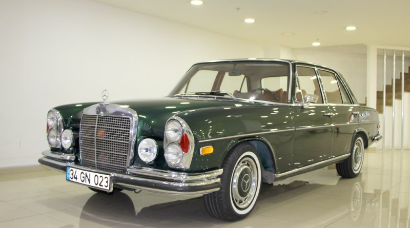 SATILDI. 1969 Mercedes-Benz 280S W108