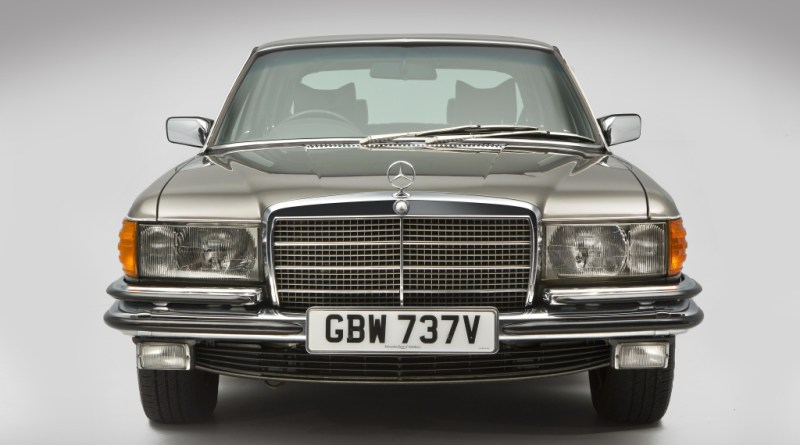 1980 W116 Mercedes-Benz 450SEL 20 Bin'de