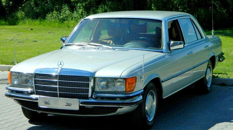 12.500 Km.de! 1979 Mercedes-Benz 280SEL W116 SATILDI*