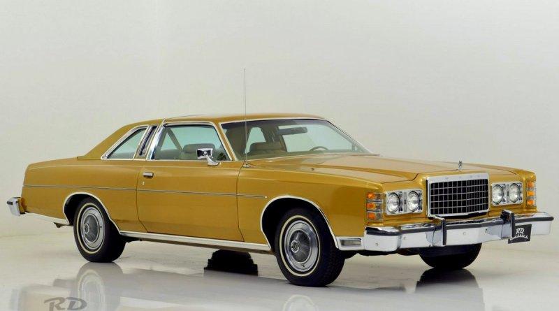 1976 Ford LTD Coupe Hardtop Satılık*