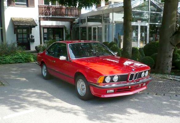 428 Km.de! 1985 Bmw E24 635CSi Satılık*