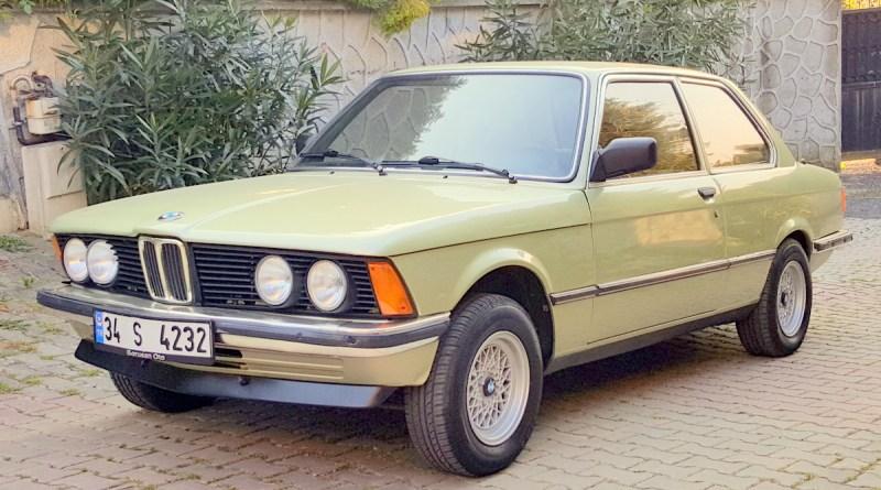 1981 Model Satılık E21 Bmw 316