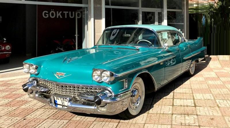 Göktuğ'dan Satılık 1958 Cadillac Sixty-Two Hardtop