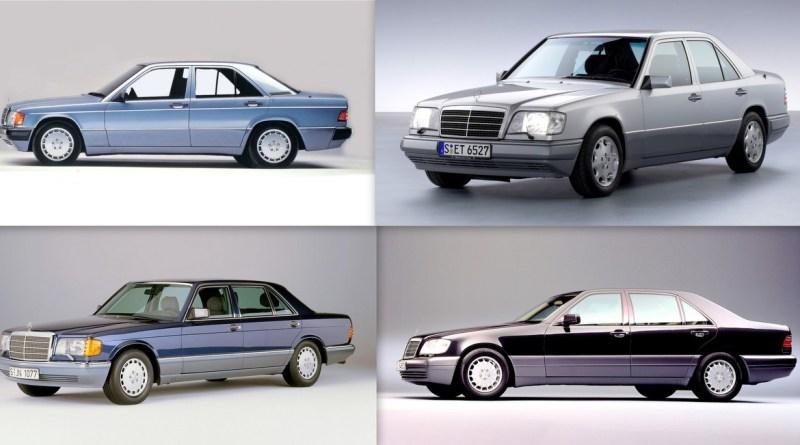 Mercedes-Benz Pako Yan Panel Trim Renk Kodları