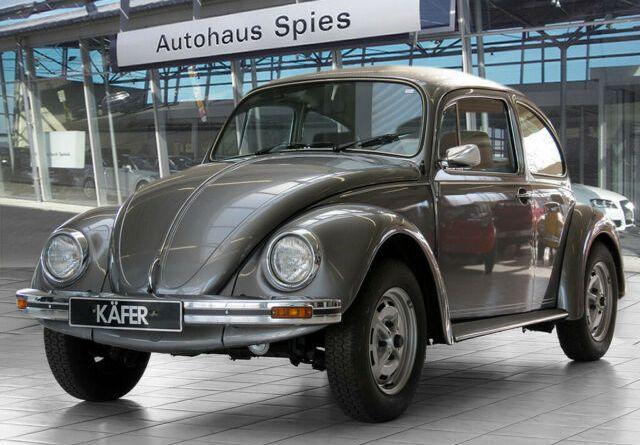 İnanılmaz! Sadece 19 Km.de! 1985 VW Beetle
