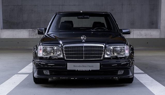 W124 E60 AMG Mercedes-Benz Tarihçesi
