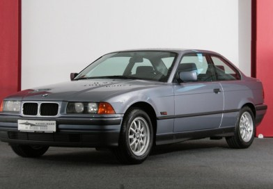 19 Bin Km.de! E36 Bmw 316i Coupe